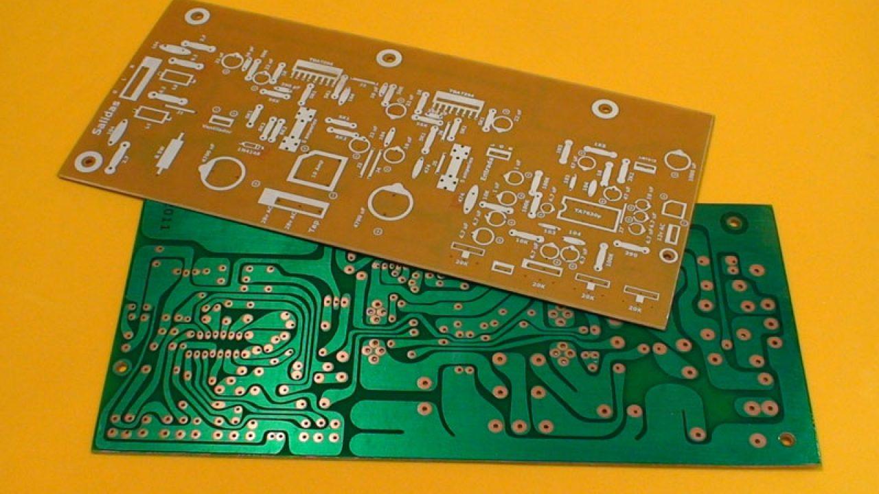 Qué Es Un Circuito Impreso Ritsa Electrónica